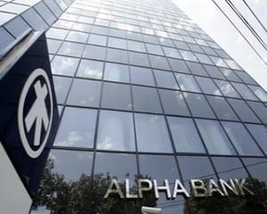 Alpha Bank lanseaza conturi de economii cu dobanda variabila