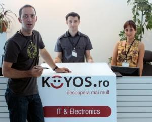 Koyos.ro a inregistrat peste 6.000 de comenzi de Black Friday 2012