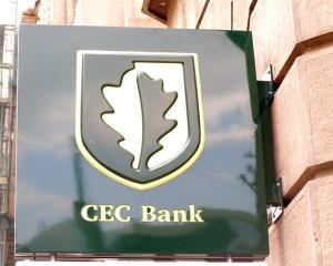 CEC Bank se lauda ca are 10 la suta din totalul bancomatelor