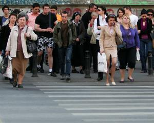 Populatia Romaniei, in scadere si in luna octombrie