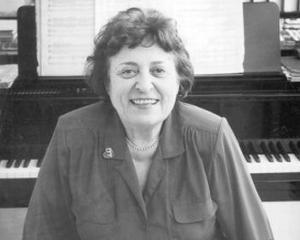 Sofia Cosma, supravietuitoare a Gulagului sovietic si pianista de succes, a incetat din viata