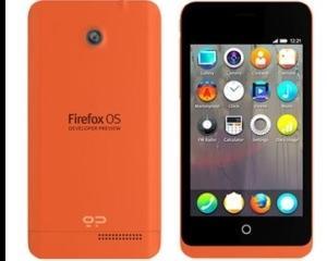 Mozilla a lansat primele sale smartphone-uri cu sistem de operare Firefox