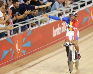 Novak, a doua medalie la Jocurile Paralimpice de la Londra