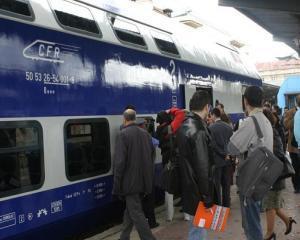 Bilete de tren cu 40% mai ieftine