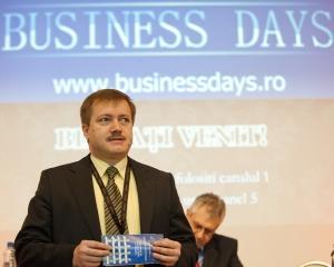Business Networking la superlativ  la Iasi Business Days