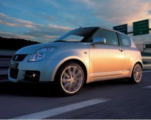 Suzuki va lansa o versiune hibrid a modelului Swift