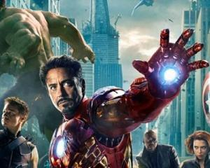 """""""Avengers"""" a realizat incasari de 200 milioane de dolari in weekendul de debut"""