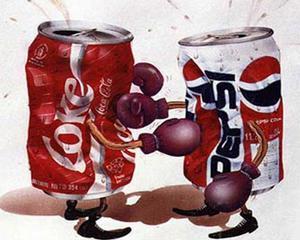 ADEVARATELE diferente dintre fanii Coca Cola si cei ai Pepsi