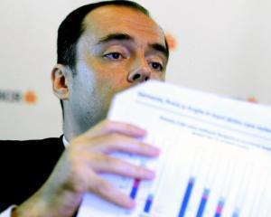 Lucian Anghel, noul presedinte al Bursei: BVB va fi lider in regiune pana in 2015