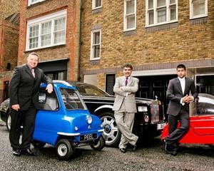 Cea mai mica masina din lume reintra in productie