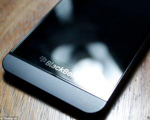 Comanda de un milion de smartphone-uri pentru BlackBerry