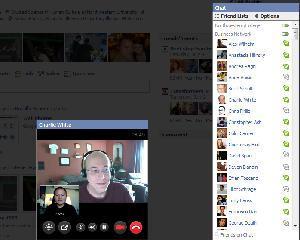 Facebook a anuntat ca va integra Skype pe platforma de socializare online