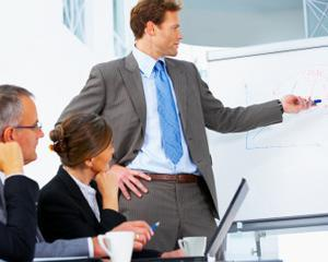 In business coaching, firma trebuie considerata o fiinta vie