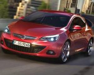 Noul Opel Astra GTC intra in productie