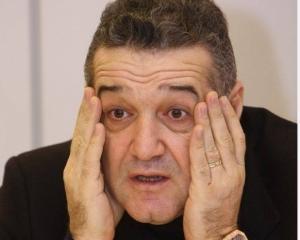 3 ani de inchisoare cu suspendare pentru Becali