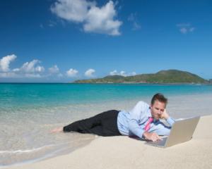 Munca sau relaxare in concediu?