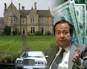 Paulson: Un om, multi bani si zece investitii masive