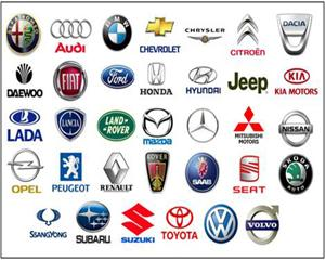 Clasamentul marcilor auto prezente in Romania, in functie de numarul de unitati inmatriculate