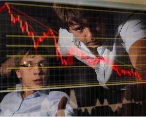 Inca un val de panica se abate peste burse