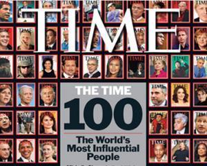 TIME 100: Oamenii care dau forma lumii in care traim