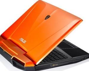 Asus si Lamborghini au lansat un laptop cu aspect de Murcielago