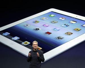 Apple a vandut peste 3 milioane de tablete weekendul trecut