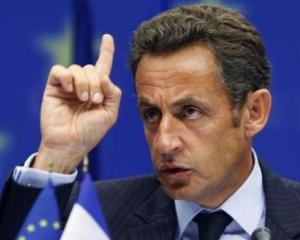 Sarkozy promoveaza implementarea unui acord care sa oblige tarile din UE sa utilizeze produsele