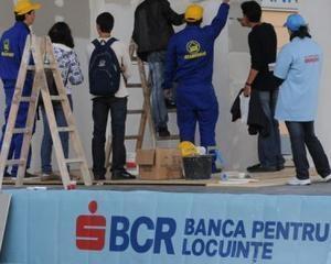 Ciobanu (BCR BpL): In Romania este loc pentru patru - cinci banci pentru locuinte