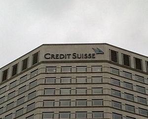Surse: Credit Suisse va opera disponibilizari in Europa