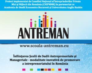 Premiera in Romania: Scoala de Studii Antreprenoriale si Manageriale. Cursurile sunt tinute si de profesori de la Cambridge