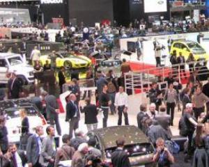 Peste 70 de modele de automobile sunt prezentate la SIAMB 2012