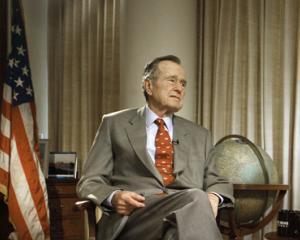 George Bush, fostul presedinte al SUA, la Terapie Intensiva in spital