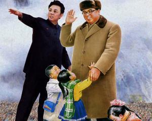 Coreea de Nord sarbatoreste ziua de nastere a