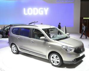 La siguranta, Dacia Lodgy are 3 stele din 5 si e criticata pentru rezistenta