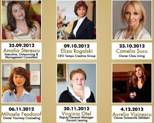 Femei in Afaceri anunta o noua sesiune Meet the WOMAN! - Evenimente de Business la Feminin