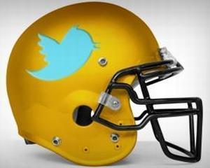 Twitter, mentionat in jumatate dintre reclamele Super Bowl