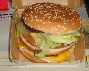 Preturile la Big Mac indica nivelul de austeritate din zona euro