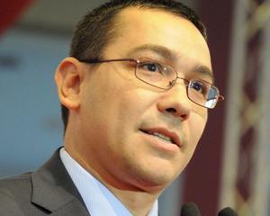 Ponta cere modificarea legii referendumului