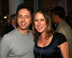 Cofondatorul Google Sergey Brin si sotia sa au donat 500.000 de dolari pentru Wikipedia