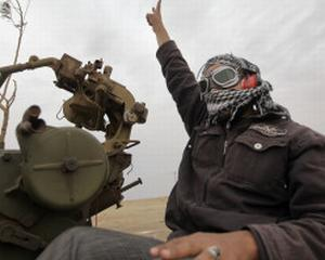 SUA le va da rebelilor libieni 25 de milioane de dolari