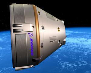 Boeing isi va trimite propriii astronauti in spatiu