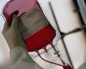 Studentii au donat 45 de litri de sange