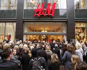 Au crescut vanzarile H&M in primele noua luni ale acestui an