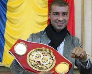 Lucian Bute va boxa pentru centura mondiala la categoria supermijlocie