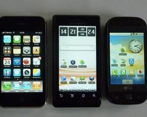 Piata accesoriilor pentru smartphone-uri va ajunge la 20 miliarde de dolari in 2012