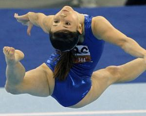 Uzbekistan: o singura gimnasta, dar dopata