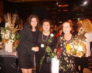 Oana Nastase, cea mai activa femeie de afaceri din Romania