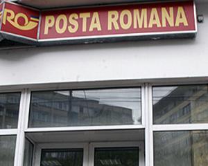 Credit de 100 milioane de lei pentru Posta Romana