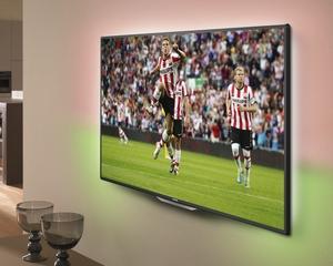 O gama noua de Smart TV-uri de la Philips se comercializeaza exclusiv prin eMAG