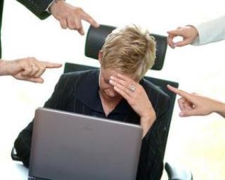Fenomene specifice de discriminare la locul de munca: mobbing-ul